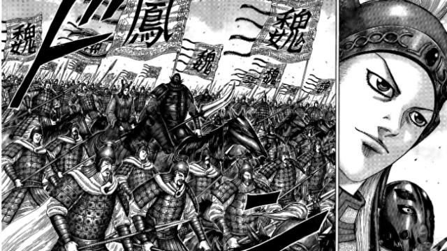 キングダム653話ネタバレ最新話確定【秦軍と楚軍がいよいよ全面衝突へ】